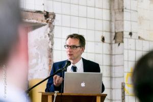 Daniel Fuhrhop erläutert den Unfug des Neubauwahns