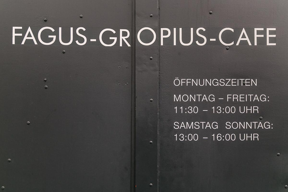 Walter Gropius, Carl Benscheid und das Fagus-Werk